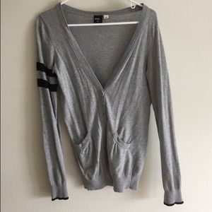 BDG Urban Outfitters Grey Cardigan!
